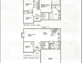 The Nantucket II Floor Plans