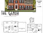 The Genoa Floor Plan 2