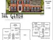 The Genoa Floor Plan