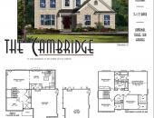 The Cambridge Floor Plan